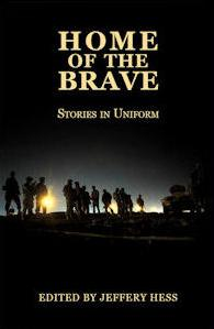 Cover of Home of the Brave short fiction collection with Roman Skaskiw